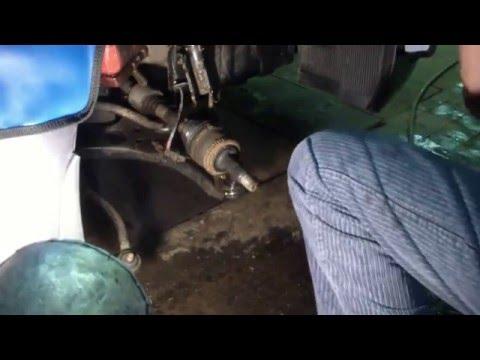 Замена подшипника ступицы hyundai i30 фотка