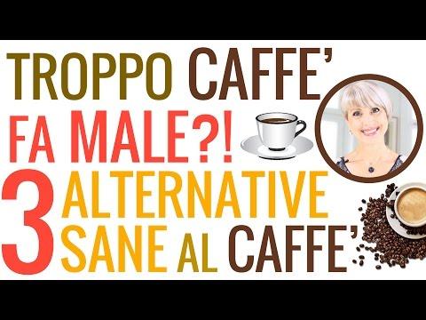 il CAFFE' fa MALE? DIPENDENZA, CONTROINDICAZIONI e ALTERNATIVE al CAFFE': ORZO, CICORIA, FARRO