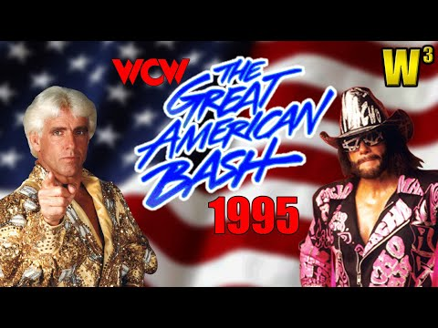 WCW Great American Bash 1995 Review | Wrestling With Wregret