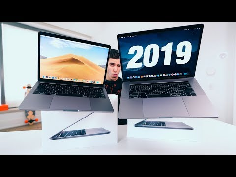 2019 MacBook Pro UNBOXING And SETUP!