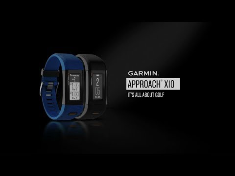 Garmin Approach X10: Just Like You, It's All Golf
