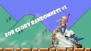 For Glory Randomness  1