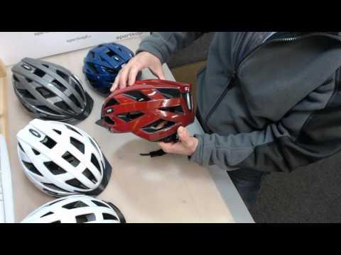 Fahrradhelm uvex i-vo Video Präsentation