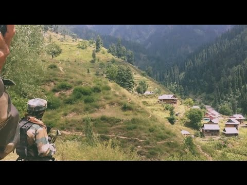 Army - Last week, a patrol from the 53 Brigade saw frightened women and children fleeing the meadow around an earth-and-stone shepherds' hut near the Gurdaji stream not far from Kupwara. Investigating...