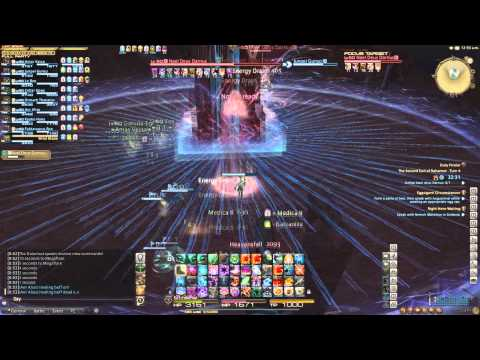 Final Fantasy XIV Turn 9 Coil of Bahamut Video Guide