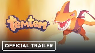 Temtem (Pokemon-Like MMO) - Official Gameplay Trailer by IGN