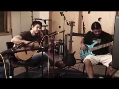 Rodrigo y Gabriela with Robert Trujillo and Shenkar - Volcano Jam