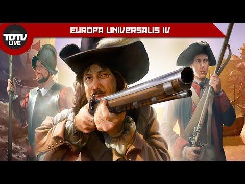 Europa Universalis IV [#1] - Маленькая страна, где она?