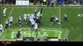 Kyle Van Noy vs Washington (2013)