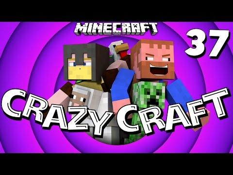 Minecraft Mods ★ DOUBLE SUPER SWORDS ★ CrazyCraft [37]