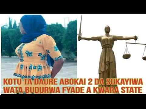 Wasu Abokai Su 2 Sun Yiwa Wata Budurwa Fyade A Garin ilorin Kwara