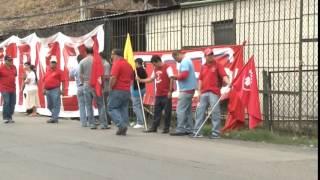 Trabajadores de Centros Penales piden contrato colectivo