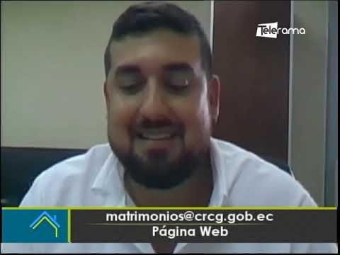 Registro civil de Guayaquil realizará matrimonio colectivo en la Aerovía