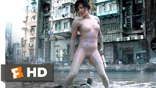 Nonton Ghost In The Shell  2017    Invisible Chase Scene  5 10    Movieclips Film Subtitle Indonesia Streaming Movie Download