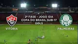 Confira - http://www.portala8.com Siga - http://twitter.com/sovideoemhd Curta - http://facebook.com/sovideoemhd COPA DO BRASIL SUB-17 2015 2ª Fase - Jogo Ida...