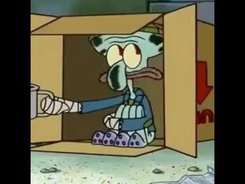 Squidward spare Coochie mam видео