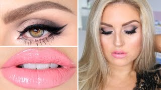 Sexy Flawless Bombshell Makeup Tutorial ♡ Shaaanxo #BrowBattle by Shaaanxo
