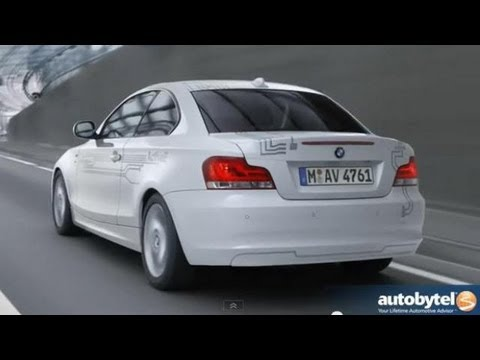 BMW ActiveE Video Review