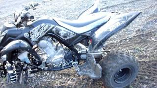 10. 2011 Yamaha  Raptor700R Special Edition