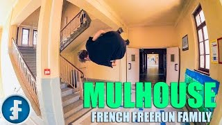 Mulhouse France  city pictures gallery : #1 - Mulhouse - French Freerun Family (ft Saïmiri Parkour)