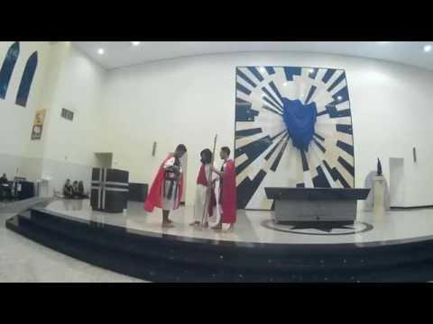 Teatro da Paixao de Cristo - 2008 - Bairro Santa Gertrudes, Jundiaí - SP