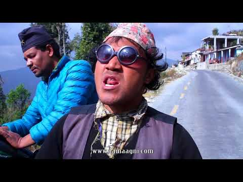 (Nepali comedy Gadbadi ४३.... 32 minutes.)