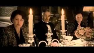 Iron Lady Dinner Scene