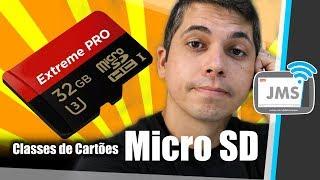 """Vamos descobrir se um cartão microSD é original, e entender a diferença da Classe 10, UHS, U1 nos cartões SD ou SDCard. download - app Sd Insight - https://goo.gl/jMW3T2SE INSCREVA NO CANAL →  http://bit.ly/jeffersonmeneses """" Sozinho somos um, juntos somos uma multidão! """" Baixe o app do CanalJMS para o Android - https://goo.gl/AclVvW** Me mandem coisas :] Caixa Postal: 89 CEP: 55002-970 - Caruaru/PE Brasil - Obrigado por assistir! (= Abração !Se quiser continuar acompanhando me siga nas redes sociais! Twitter: @canaljmsInstagram: @canaljmsSnapchat: jeffersonmewww.facebook.com/canaljmsContato comercial: jeffersonmenesess @ gmail . comMeu blog: http://canaljms.com"""