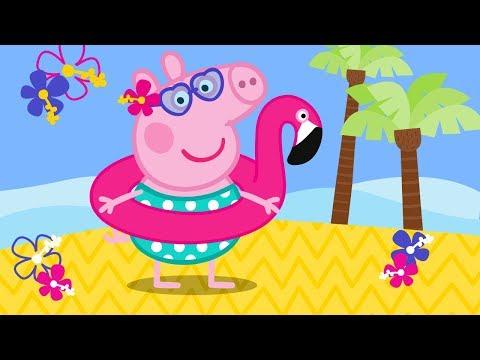 Peppa Pig Français  Jour très chaud!  Dessin Animé Pour Enfant #PPFR2018