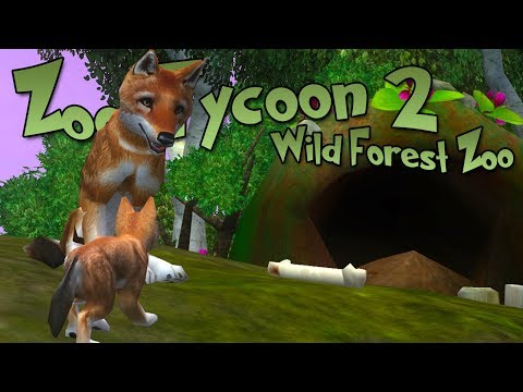 New Dens for Our Wolf Cubs!! • World Zoo Season 3 - Episode #10