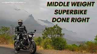 8. Triumph Street Triple - 'Middle-Weight superbike done right'