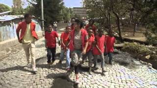 Abet Ft  Haile Roots   Ethiopia's First Girl Band By Yegna