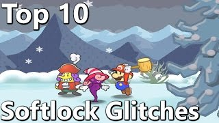 Softlocks are among the most frustrating glitches to encounter in casual playthroughs and speedruns alike, but there's still an interesting aspect in how they can be performed. Paper Mario: The Thousand-Year Door is not necessarily my area of expertise, but the dedicated community of speedrunners and glitch hunters including SolidifiedGaming, Really_Tall, Malleo, Almo, and Sjorec have been analyzing this game for years. Thanks to their continued efforts, there are enough glitches to make a second Top 10 video, as well as a few potential one-offs in the future.I would also like to dedicate special thanks to my friend Malleo for informing me of these softlocks and recording footage for this video. The guy made producing this video so much easier on my part, and he makes glitch-related Paper Mario videos of his own, so there's absolutely no reason you should not be subscribed to him yet!You can find Malleo over at :• Youtube: https://www.youtube.com/user/ShwaMalleoMK• Twitter: https://twitter.com/tasmalleo• Twitch: https://www.twitch.tv/tasmalleoOf course, where would this game be without some of the glitch hunters themselves? Forgive me if I'm missing any other TTYD glitchers that post videos, but here are those I know of:• SolidifiedGaming: https://www.youtube.com/user/SolidifiedGaming• Sjorec: https://www.youtube.com/channel/UCkU3KswUjKEYZP-0LBCtong• Really_Tall: https://www.youtube.com/channel/UC0K4CSDupzyxMDtbTxHrjMQIf you'd like to stay updated, check out my Facebook, Twitter & Twitch:• Facebook: https://www.facebook.com/Stryder7x• Twitter: https://twitter.com/Stryder7x• Twitch: https://twitch.tv/Stryder7xVideo intro and outro animated by TheSneakySpy:• YouTube: https://www.youtube.com/user/TheSneakySpyI have a license to use Nintendo's content in this video through the Nintendo Creators Program. This video is not sponsored or endorsed by Nintendo, but any advertising revenue from this video will be shared with Nintendo.