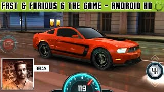 Nonton Fast & Furious 6: The Game - Gameplay Android HD / HQ Audio (Android Games HD) Film Subtitle Indonesia Streaming Movie Download