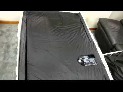 90% csillapítású vízágy matrac