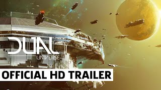 Dual Universe - Exclusive Cinematic Trailer by GameSpot