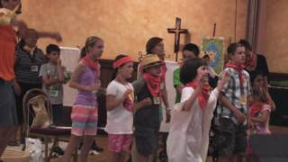 Cave Quest VBS 2016 - Day 2