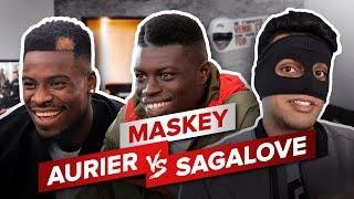 Video SERGE AURIER vs SAGA LOVE – MASKEY MP3, 3GP, MP4, WEBM, AVI, FLV September 2017