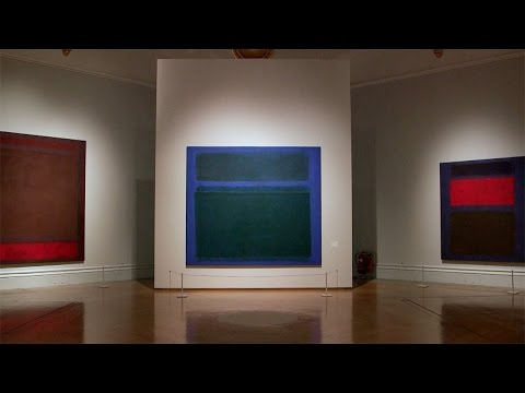 Mark Rothko in 60 seconds? Yes, thanks to Tim Marlow and his Abstract Expressionism stories