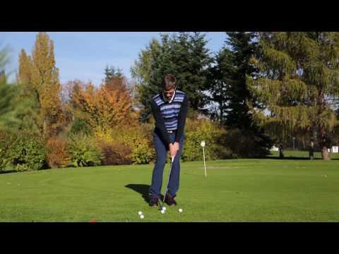 Zero Golf lekce 3/7 Chip s klasickou holí