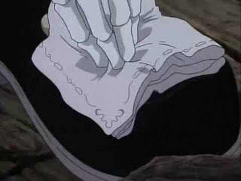 海賊王 布魯克對娜美說:我可以看你的內褲嗎?