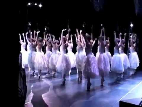 Backstage: Swan Lake