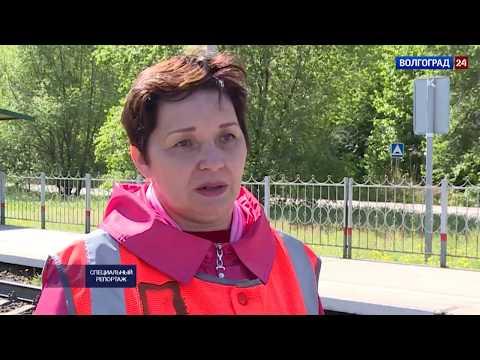 Безопасность на железнодорожных путях. Выпуск от 17.05.2017