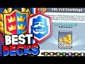 Best 2v2 DECK COMBOS in CLASH ROYALE - 6 DECKS that DESTORY!