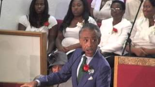 Dr. L. Ronald Durham 10th Year Anniversary 2013 Guest Speaker Rev Al Sharpton