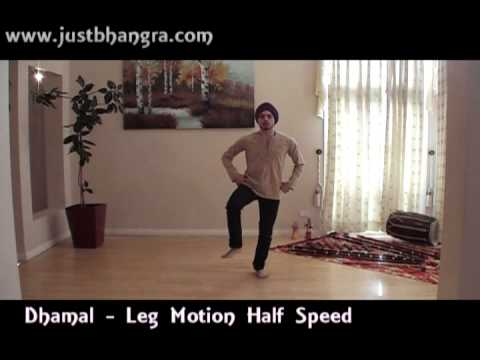 Индийский танец Болливуд. Урок видео.