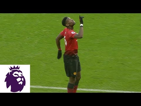 Video: Paul Pogba opens the scoring with penalty kick against Brighton | Premier League | NBC Sports