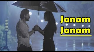 Video Janam Janam | Dilwale | Arijit Singh | Shah Rukh Khan | Kajol | Pritam | Lyrics Video Song MP3, 3GP, MP4, WEBM, AVI, FLV Juli 2018