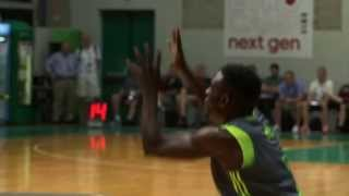 Nemanja Nedovic adidas EuroCamp highlights