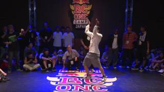 Session Show Case (POPPER:Gucchon, Kei, Acky, Poppin J, Jr.Boogaloo, Kid Boogie, Jaygee, Franqey, ) – Red Bull BC One Japan Camp 2017